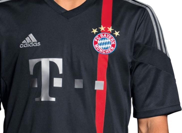 New FC Bayern Munich Champions League kit by FIFA 14 mod ...