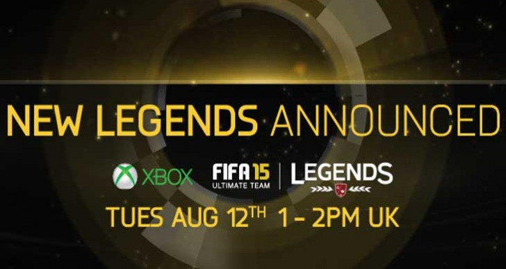 New FIFA 15 FUT Legends list after PS4 banter