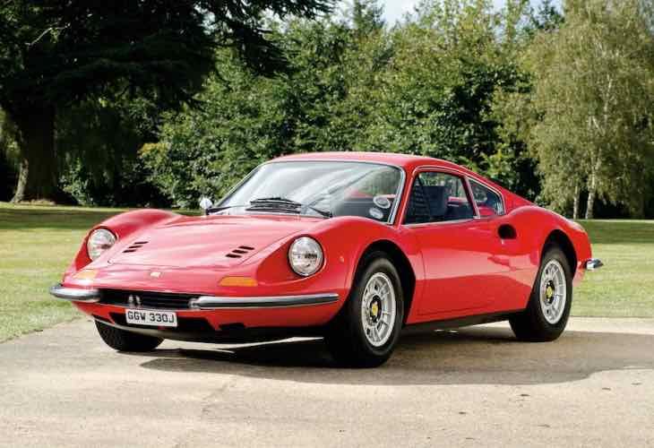 Ferrari dino prices