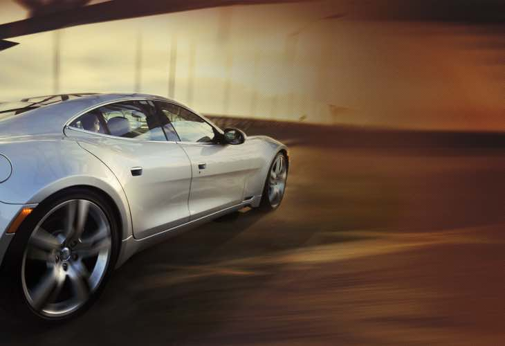 New Fisker Karma price