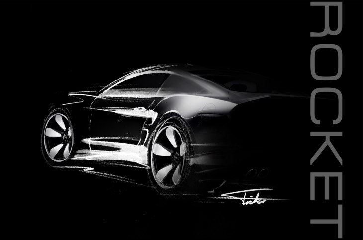 New Fisker Rocket model details at LA Auto Show
