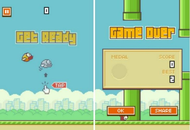 New Flappy Bird update live for iOS