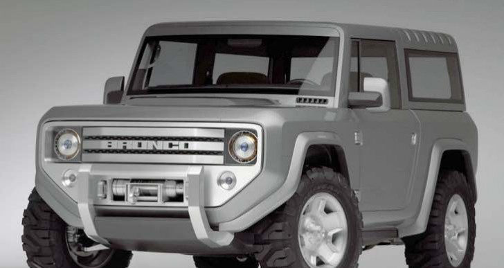 New Ford Bronco could be decided today, Feb.11, 2016