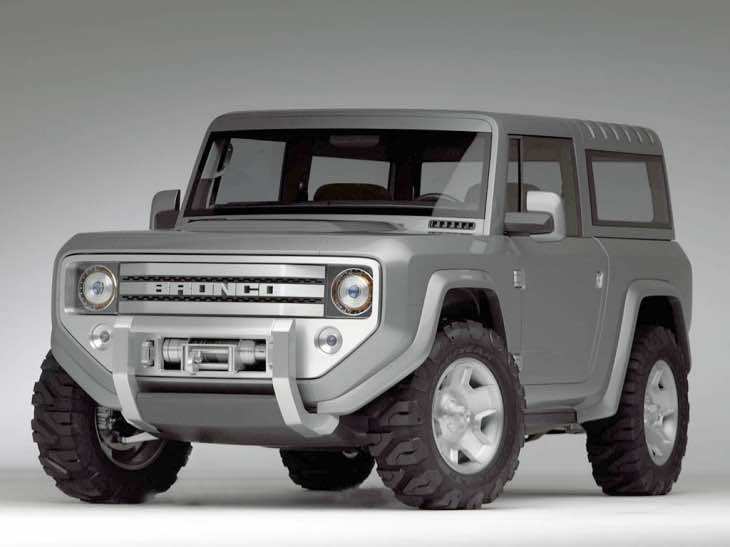 New Ford Bronco could be decided today