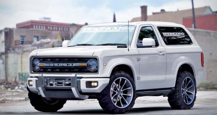 New Ford Bronco development plans a cause for concern