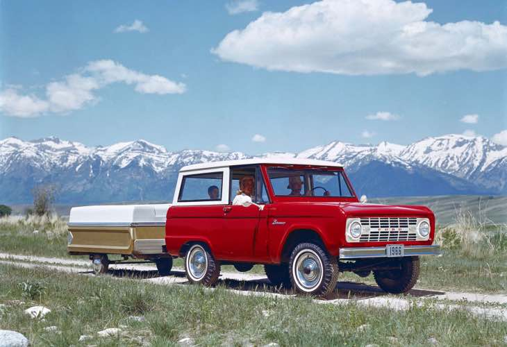 New Ford Bronco release hopes