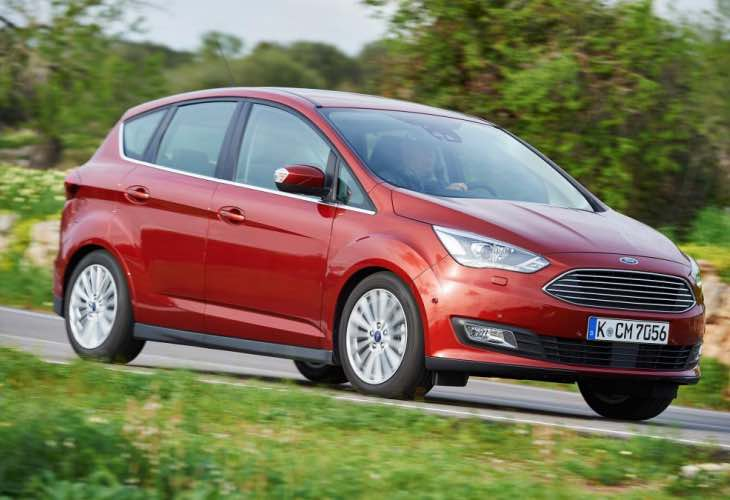 New Ford C-MAX Titanium review