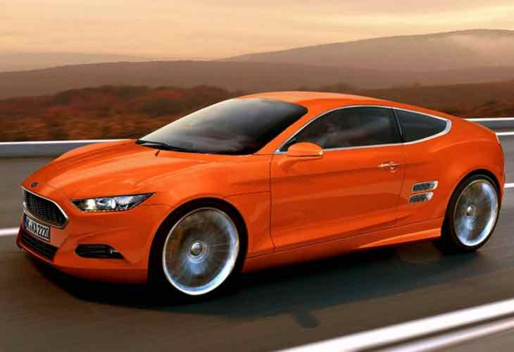 New Ford Capri release rumors