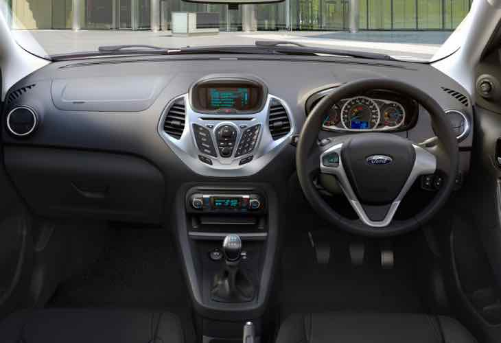 New Ford Figo 2015 bookings