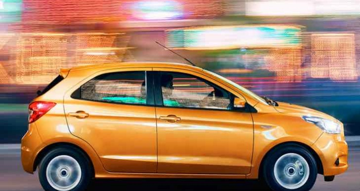 New Ford Figo 2015 price list and bookings