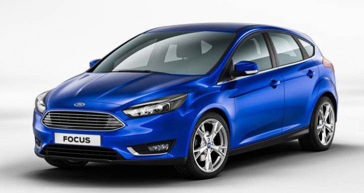 New Ford Focus Electric production and release details