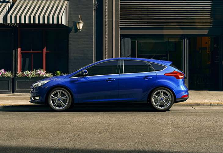 New Ford Focus Electric release details