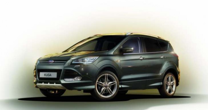 New Ford Kuga Sport model likely not ST or RS