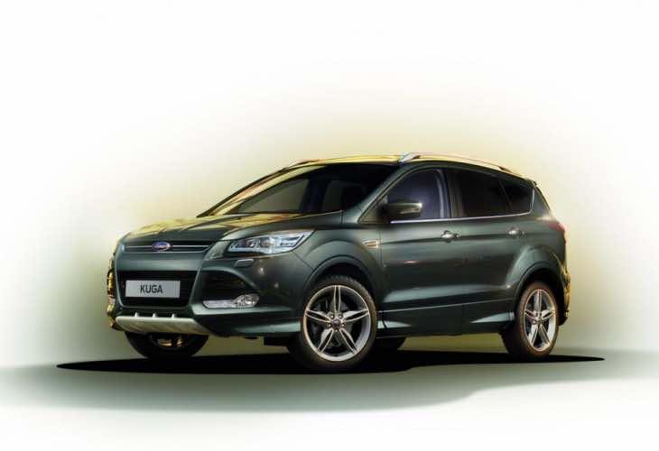 New Ford Kuga Sport model