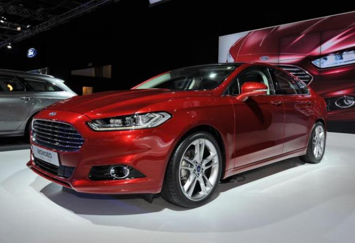 New Ford Mondeo 2015 release