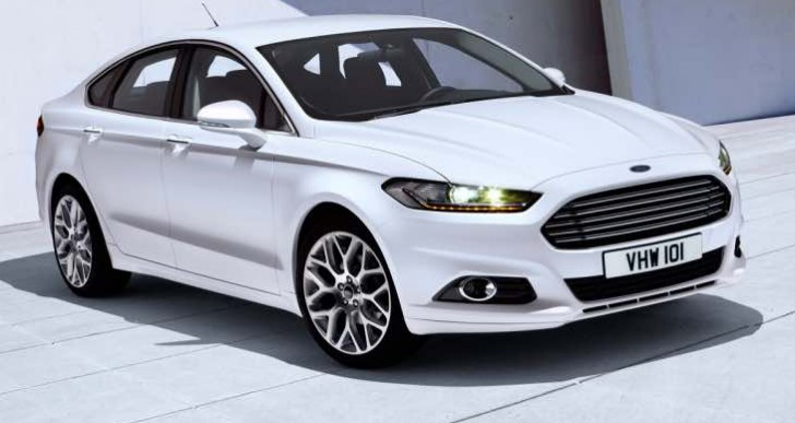 New Ford Mondeo depreciation value forecast against rivals