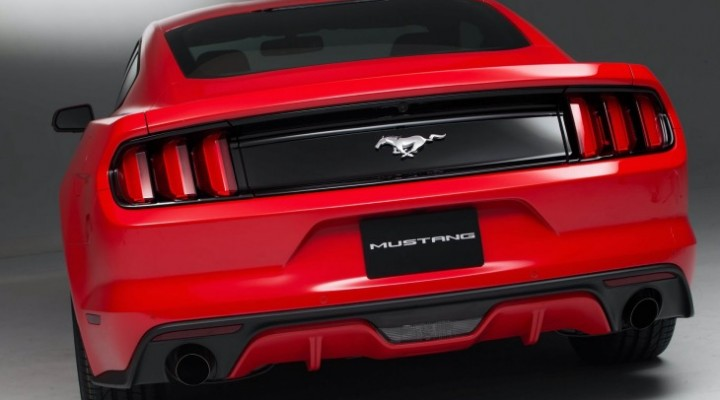 New 2015 Ford Mustang and reckless marketing gimmick