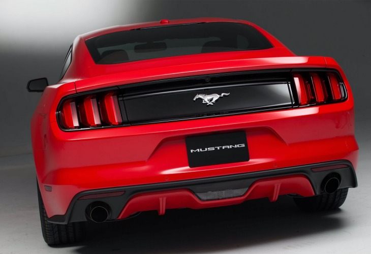 New Ford Mustang 2015 and reckless marketing gimmick