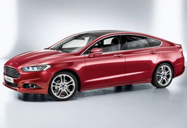 New Ford Mustang UK price comparable to A5 and 4-series