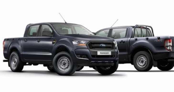 New Ford Ranger variants in July, but not for US