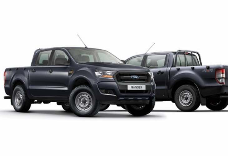 New Ford Ranger variants in July