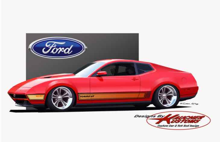 Fans Discuss New Ford Torino GT Release Prospect