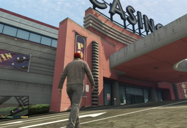 New GTA V DLC with online casinos, custom car racing