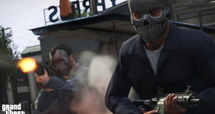 New GTA V DLC vs. PS4, Xbox One at Christmas