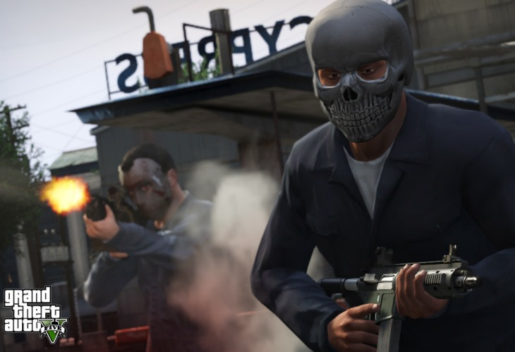 New GTA V DLC vs. PS4, Xbox One at Christmas