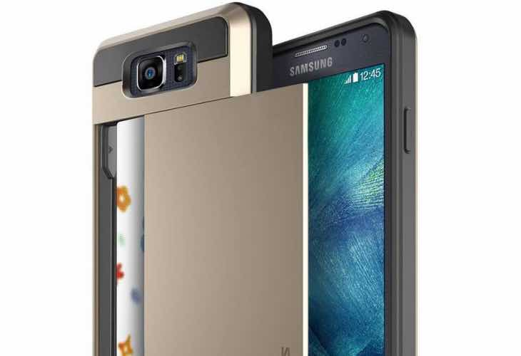 New Galaxy S6 case from leaked specs or insider information