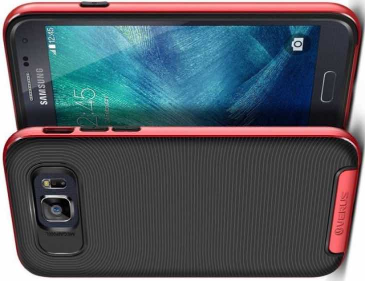 New Galaxy S6 case from leaked specs