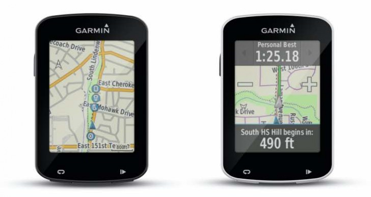 Garmin Edge Explore 820 Vs Edge 820 differences for cyclists