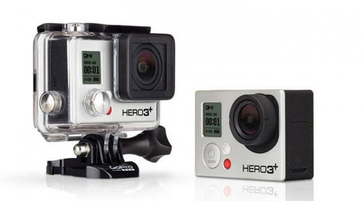 New GoPro HERO 3+ camera update arrives