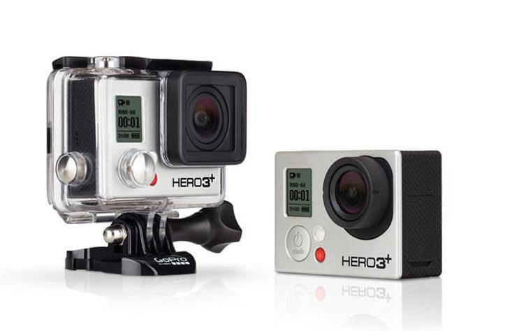 New GoPro HERO 3+ camera update arrives