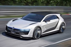 New Golf GTE Sport design