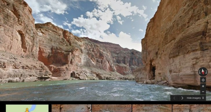 New Google Maps Street View imagery raises awareness