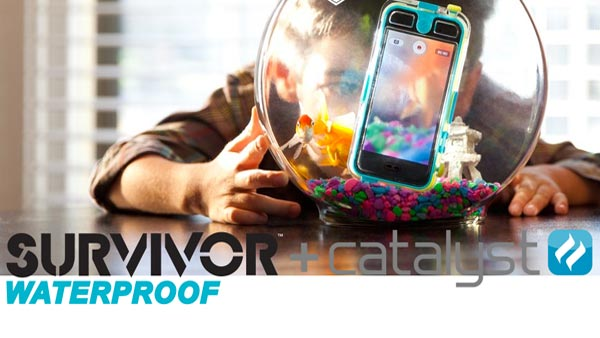 Griffin at CES 2013: New iPhone 5 waterproof case