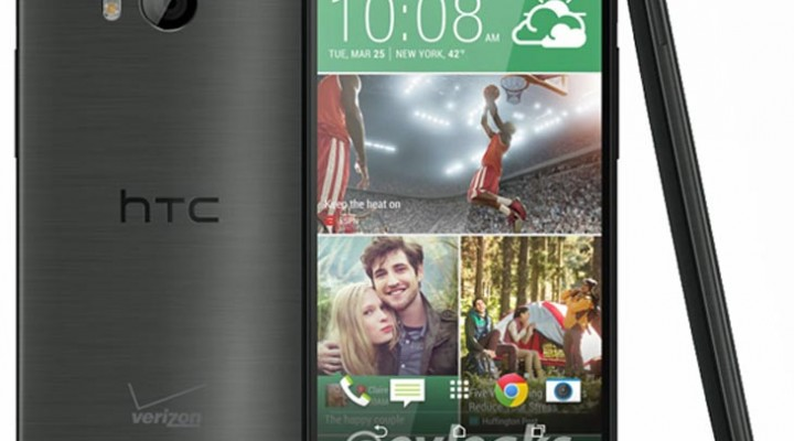 New HTC One M8 in leaked review