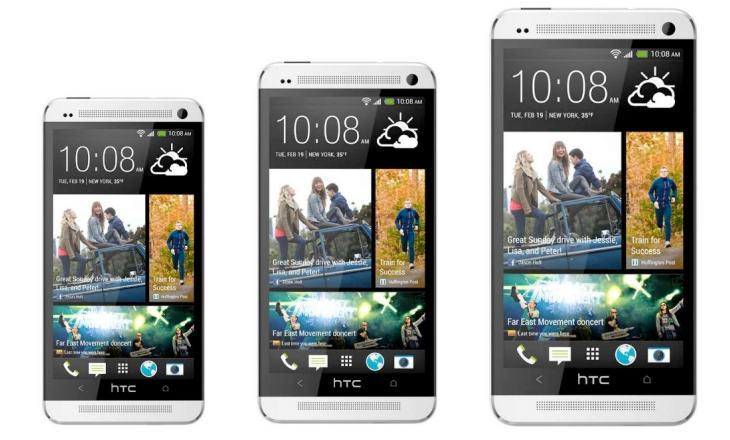 New HTC One Max visualized