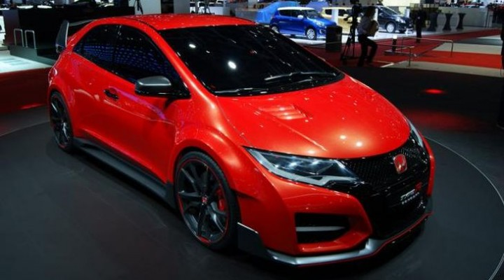 New Honda Civic Type R release date and pricing details