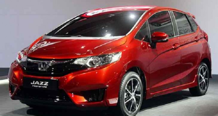 New Honda Jazz 2015 variants and features