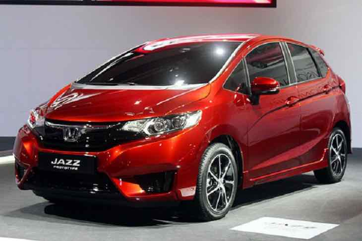 New Honda Jazz 2015 variants