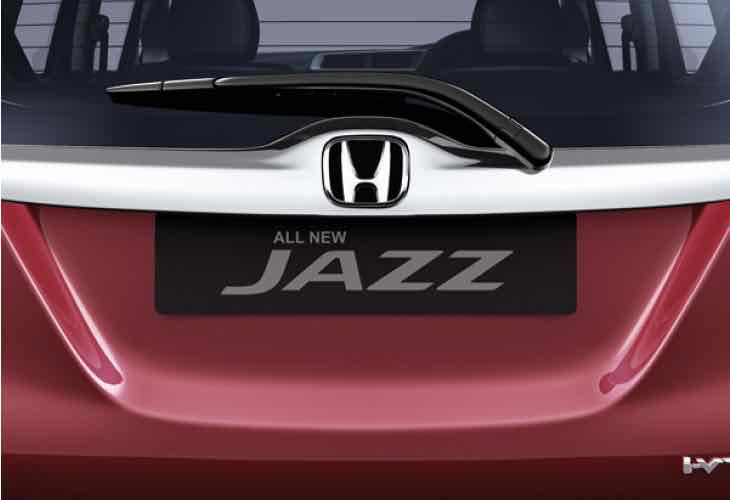 New Honda Jazz price