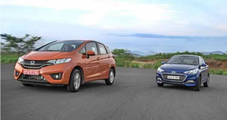 New Honda Jazz price in-line with Hyundai i20 in India