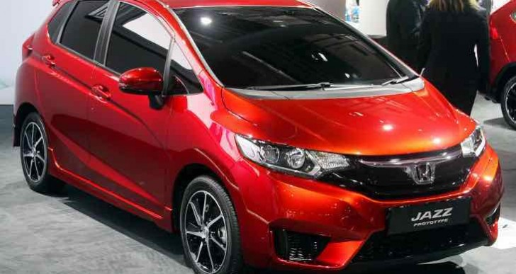New Honda Jazz cautious availability for India