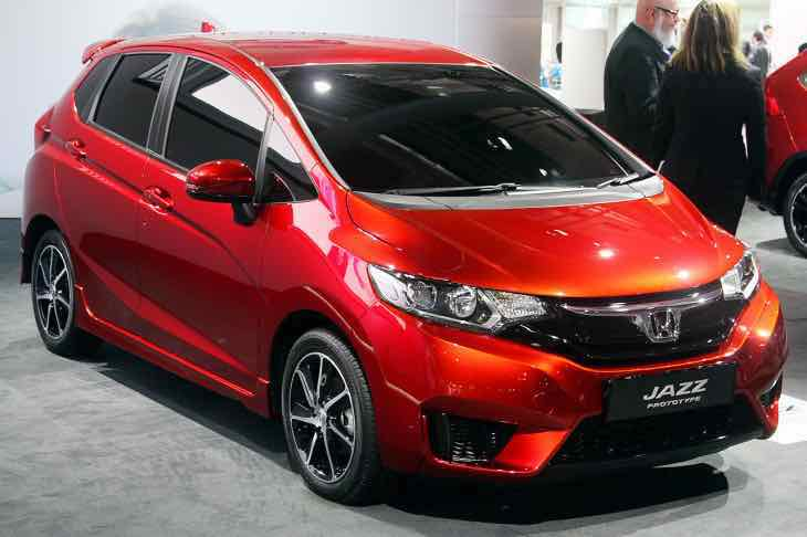 New Honda Jazz release