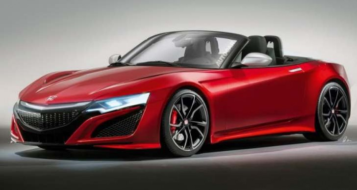 New Honda S2000, a Mazda MX-5 and Fiat 124 Spider alternative