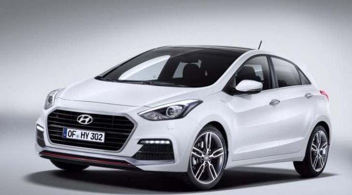 New Hyundai i30 Turbo, i40 and i20 facelift for 2015