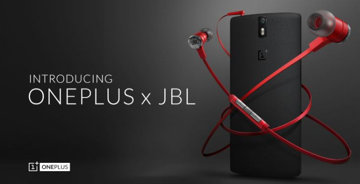New JBL E1+ Earphones for OnePlus One