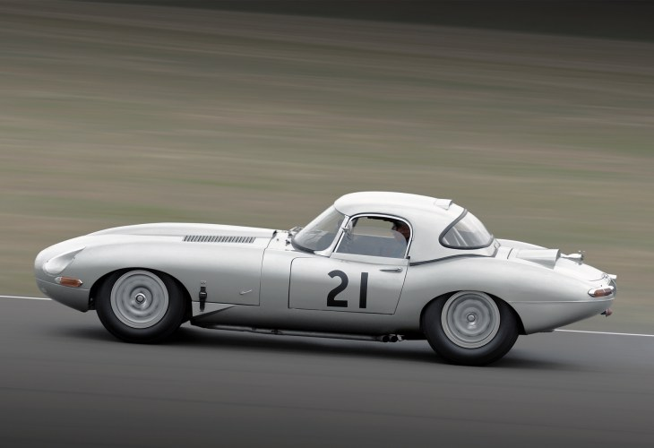 New Jaguar Lightweight E-type specs, price MIA